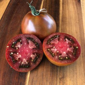 Japanese Trifele Tomato Seedlings