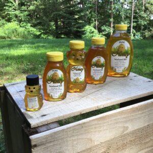 Newfound Hill Farm Honey